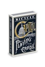 US Playing Card Co. Bicycle Capitol Mixed Red Blue