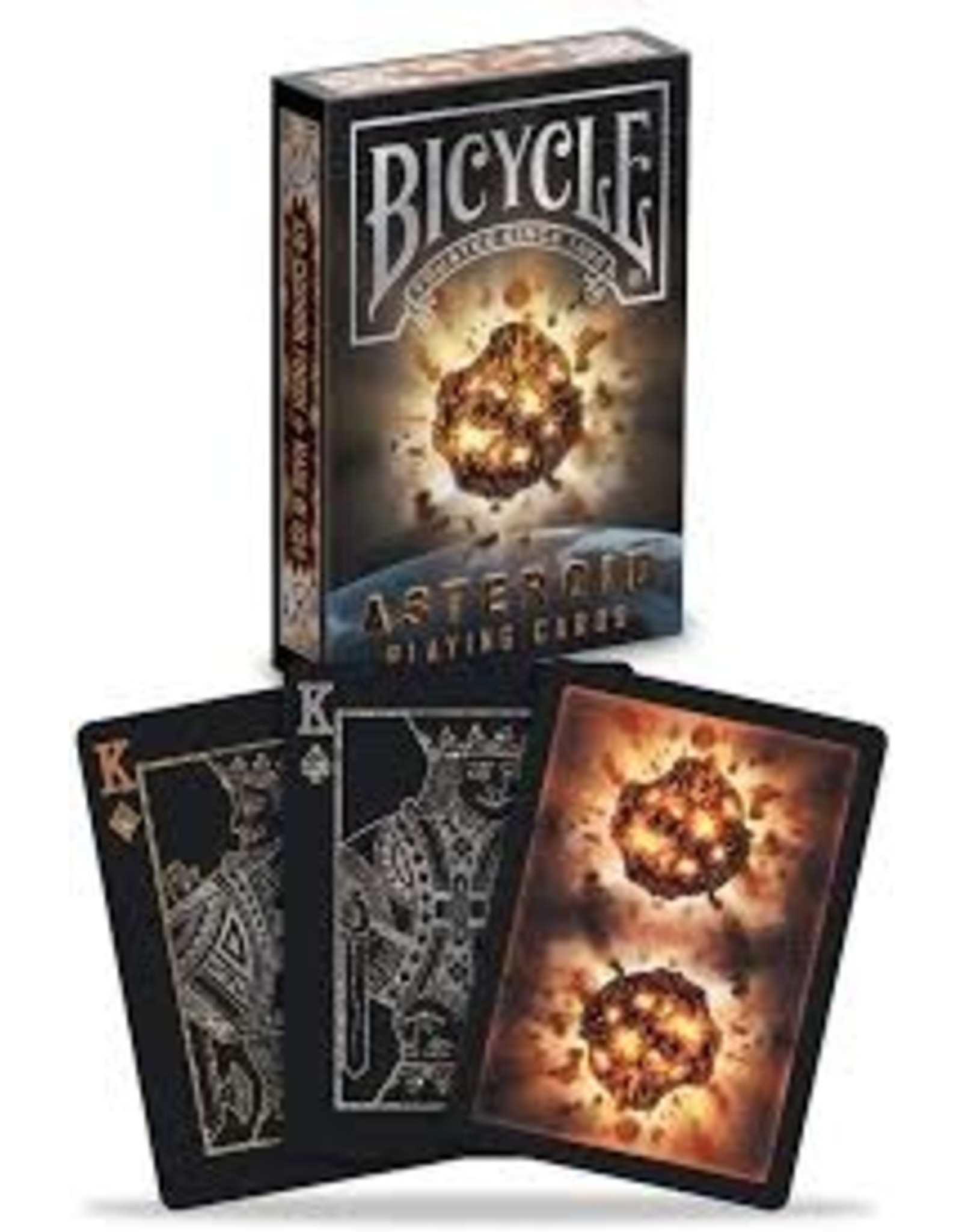 US Playing Card Co. Bicycle Asteroid