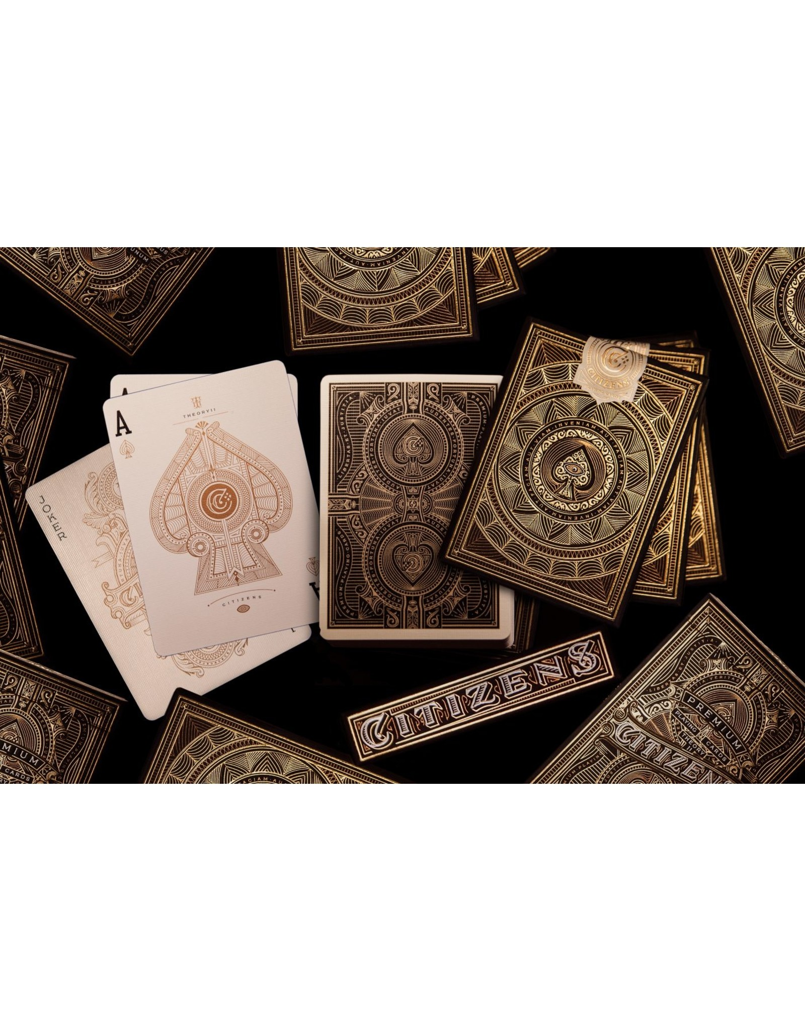 US Playing Card Co. Citizens