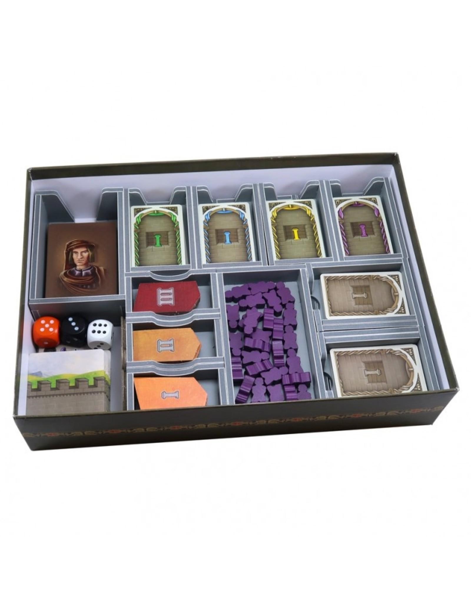 Folded Space Box Insert: Lorenzo il Magnifico & Exp