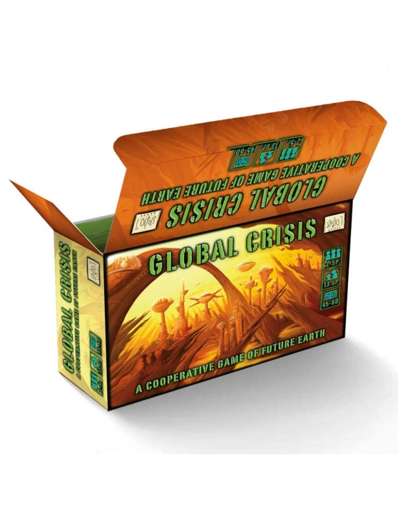 Studio 9 Games Global Crisis