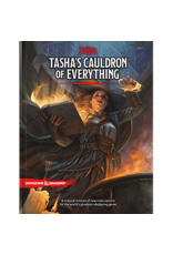 Dungeons & Dragons D&D 5E: Tasha's Cauldron of Everything - Standard Cover
