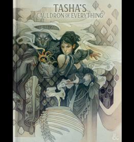 Dungeons & Dragons Tasha's Cauldron of Everything - Alternate Cover - Pre order 11/17