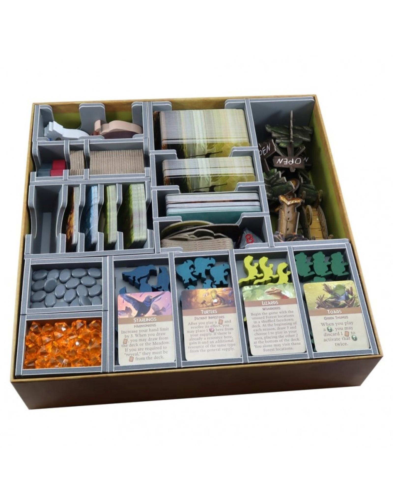 Folded Space Box Insert: Everdell & Exps
