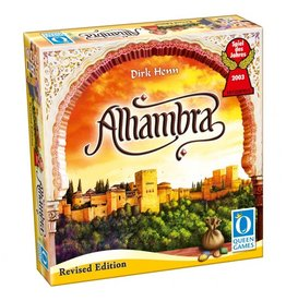 Queens Games Alhambra: Revised Edition