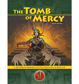 Kobold Press The Tomb of Mercy - 8th Level Adventure