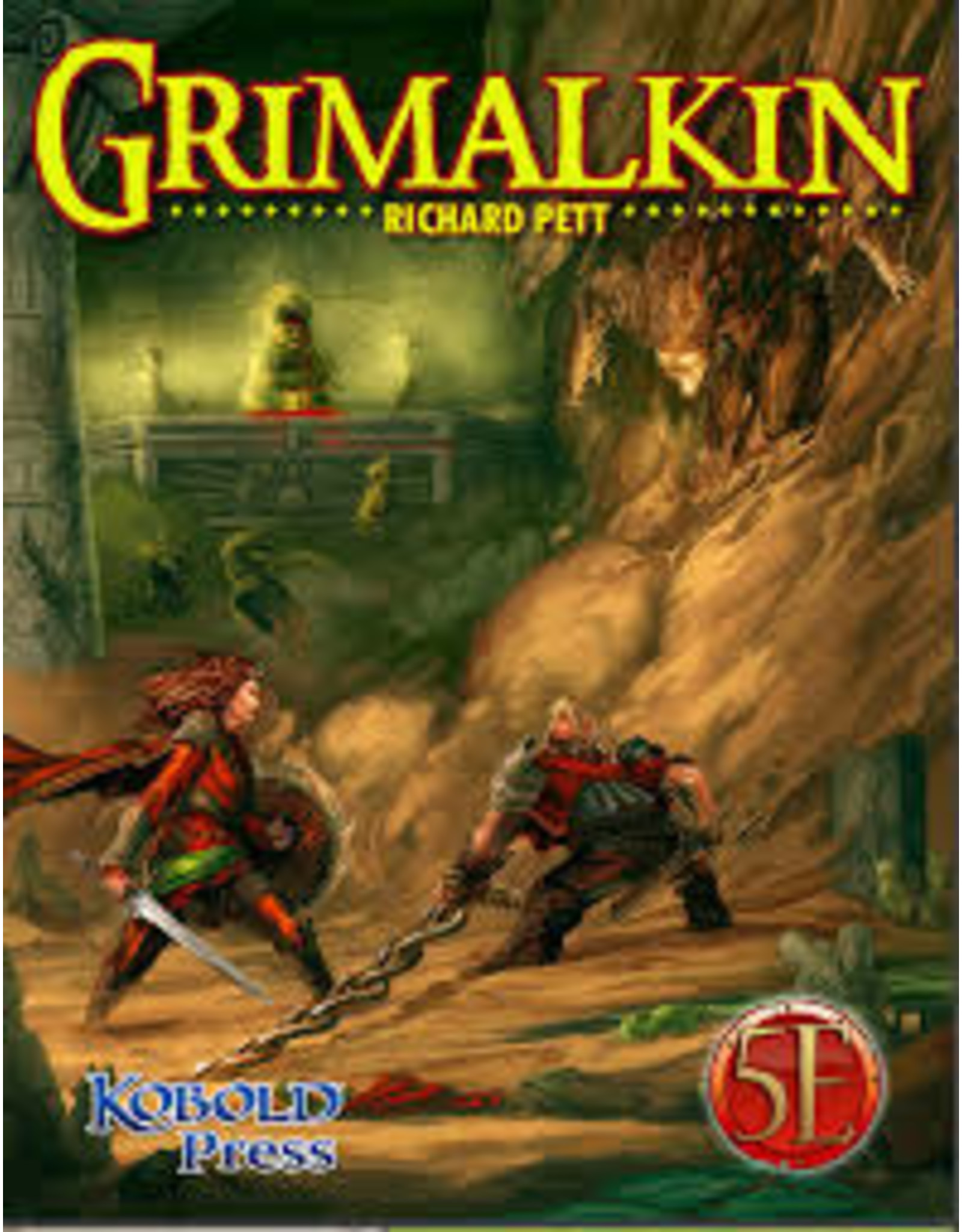 Kobold Press Grimalkin for 5th Edition