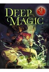 Kobold Press Deep Magic for 5th Edition