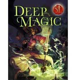 Kobold Press Deep Magic for 5th Edition
