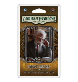 Fantasy Flight Games Arkham Horror LCG: Harvey Walters Investigator