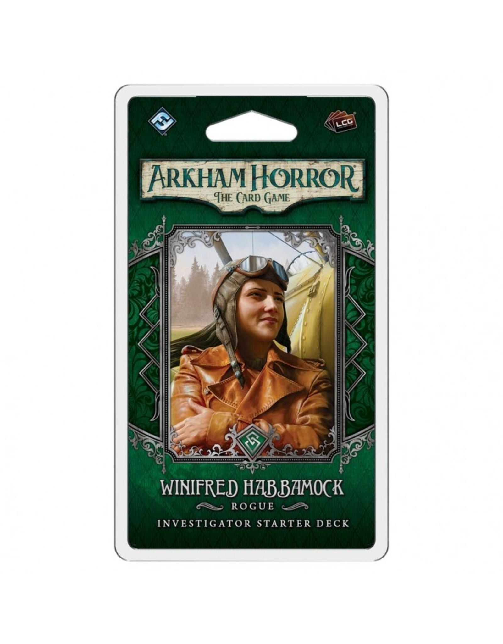 Fantasy Flight Games Arkham Horror LCG: Winifred Habbamock Investigator