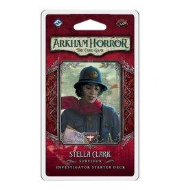 Fantasy Flight Games Arkham Horror LCG: Stella Clark Investigator