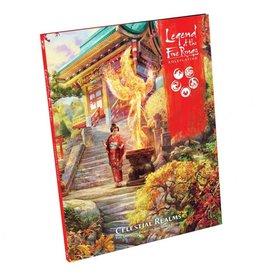 Fantasy Flight Games L5R RPG: Celestial Realms