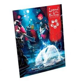 Fantasy Flight Games L5R RPG: Wheel of Judgment