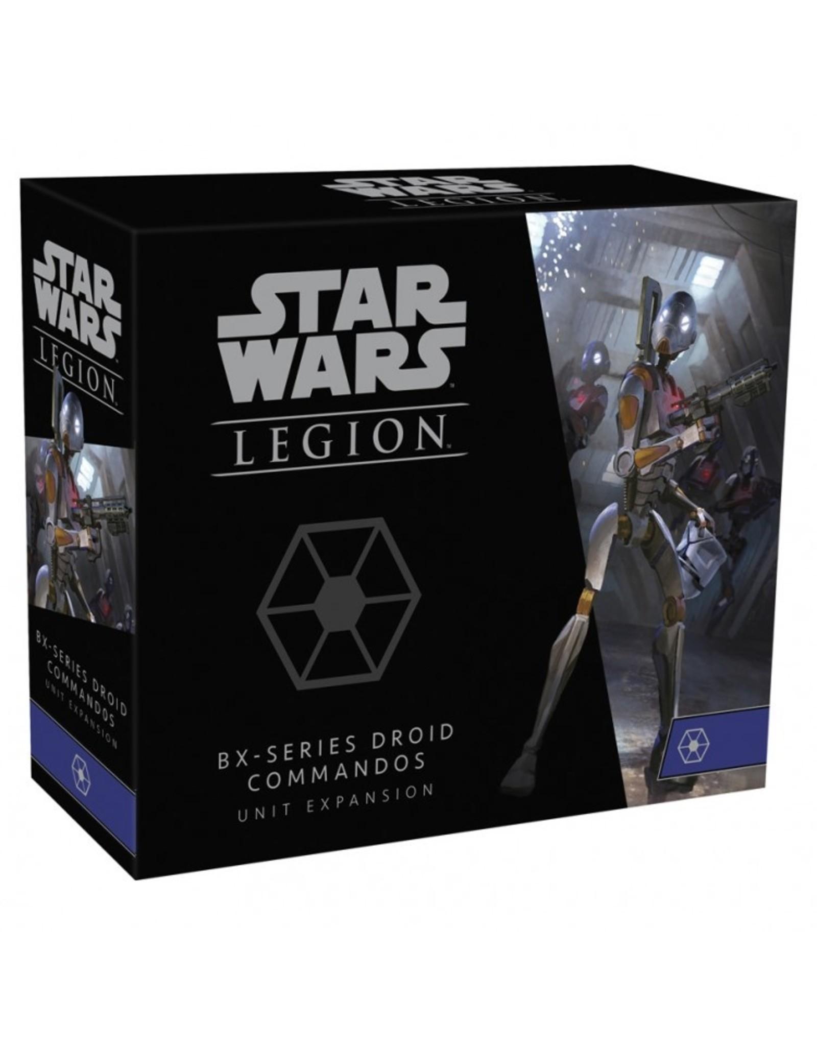 Fantasy Flight Games SW Legion: BX-series Droid Commandos