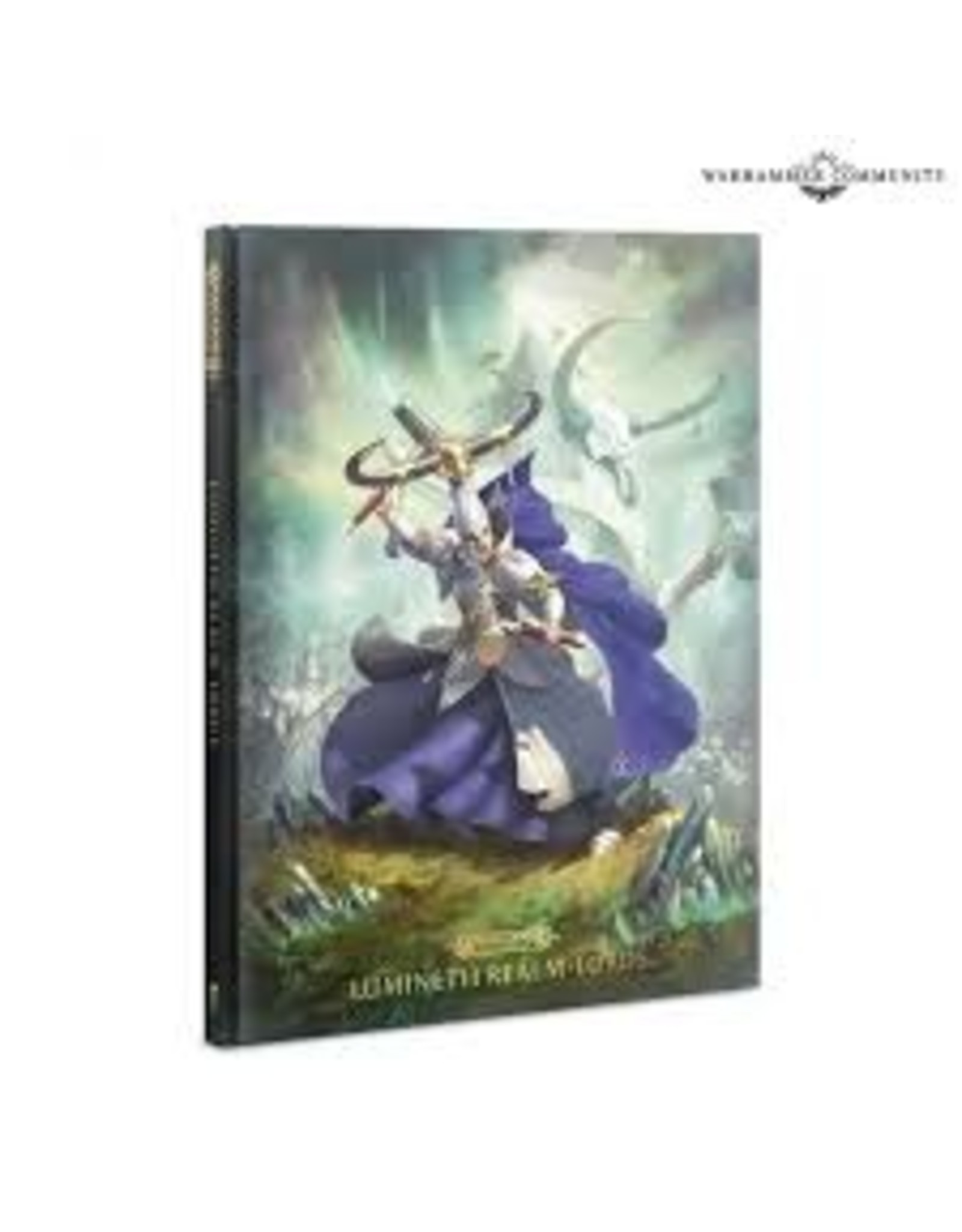 Age of Sigmar Lumineth Realm-Lords: Battletome: Lumineth Realm-Lords