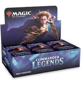 Magic MTG: Commander Legends: Draft Booster Box (Pre Order)
