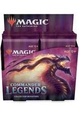 Magic MTG: Commander Legends: Collector Booster Box (Pre Order)
