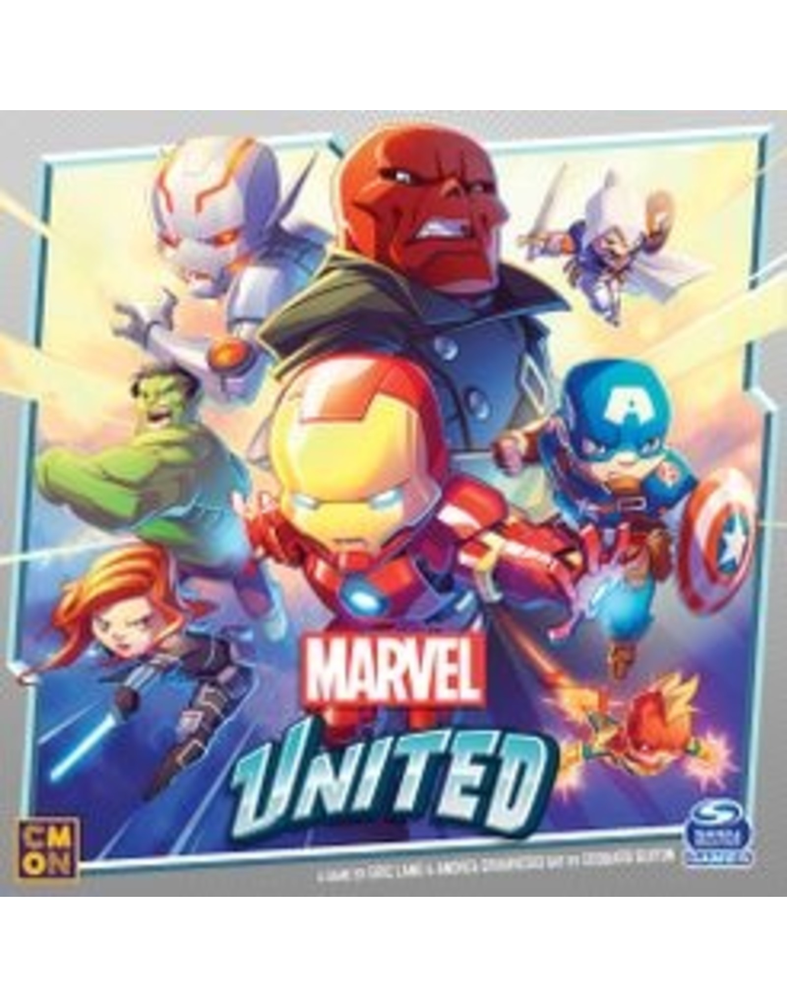 Cool Mini or Not Marvel United