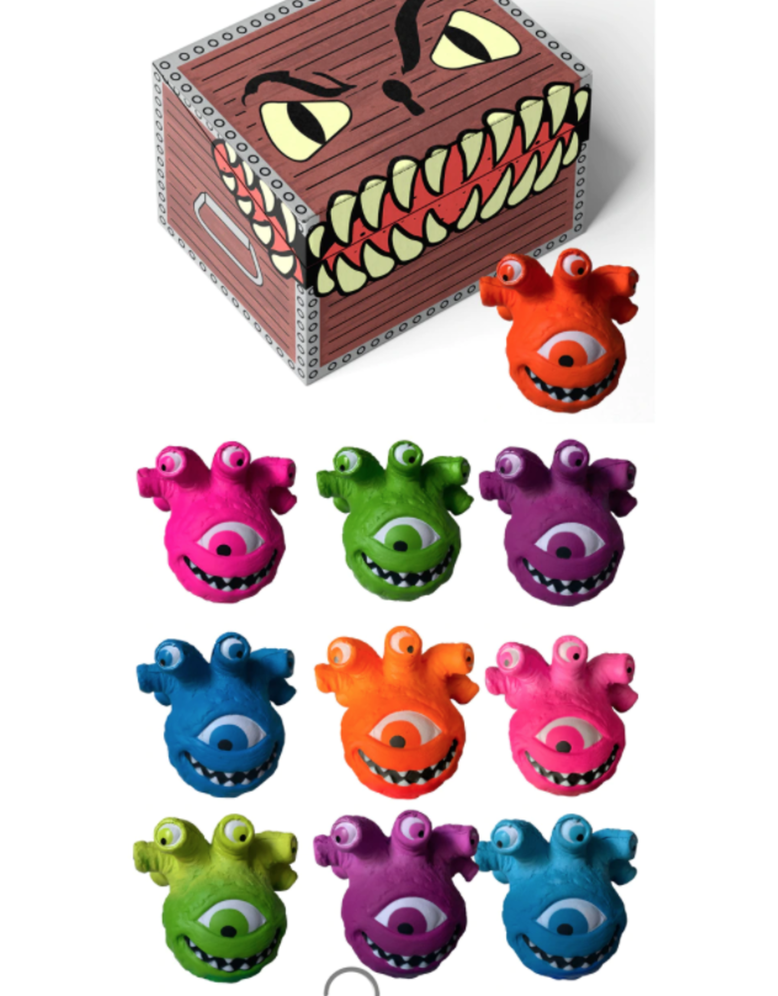 Creature Curation RPG Squeeze Series 1