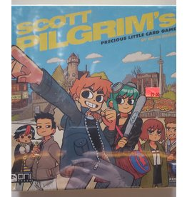 Scott Pilgrim's Precious Little Card Game (Ding & Dent)