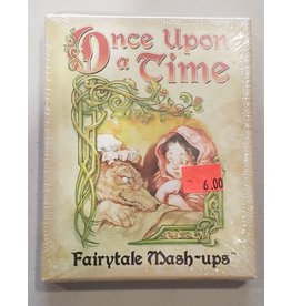 Once Upon A Time: Fairytale Mash Ups (Ding & Dent)