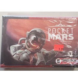 Pocket Mars (Ding & Dent)