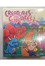 Creatures and Cupcakes (Ding & Dent)