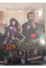 Run, Fight or Die: 5-6 Player Expansion (Ding & Dent)