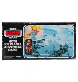 Hasbro Star Wars: SW: Hoth Ice Planet Retro Game