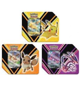 Pokemon PKM: V Powers Tin