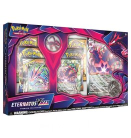 Pokemon PKM: Eternatus VMAX Premium Collection