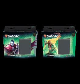 Magic Magic the Gathering: Zendikar Rising Commander Deck - Sneak Attack