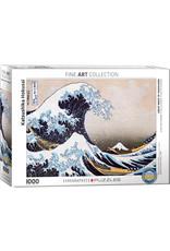 Eurographics Great Wave off Kanagawa
