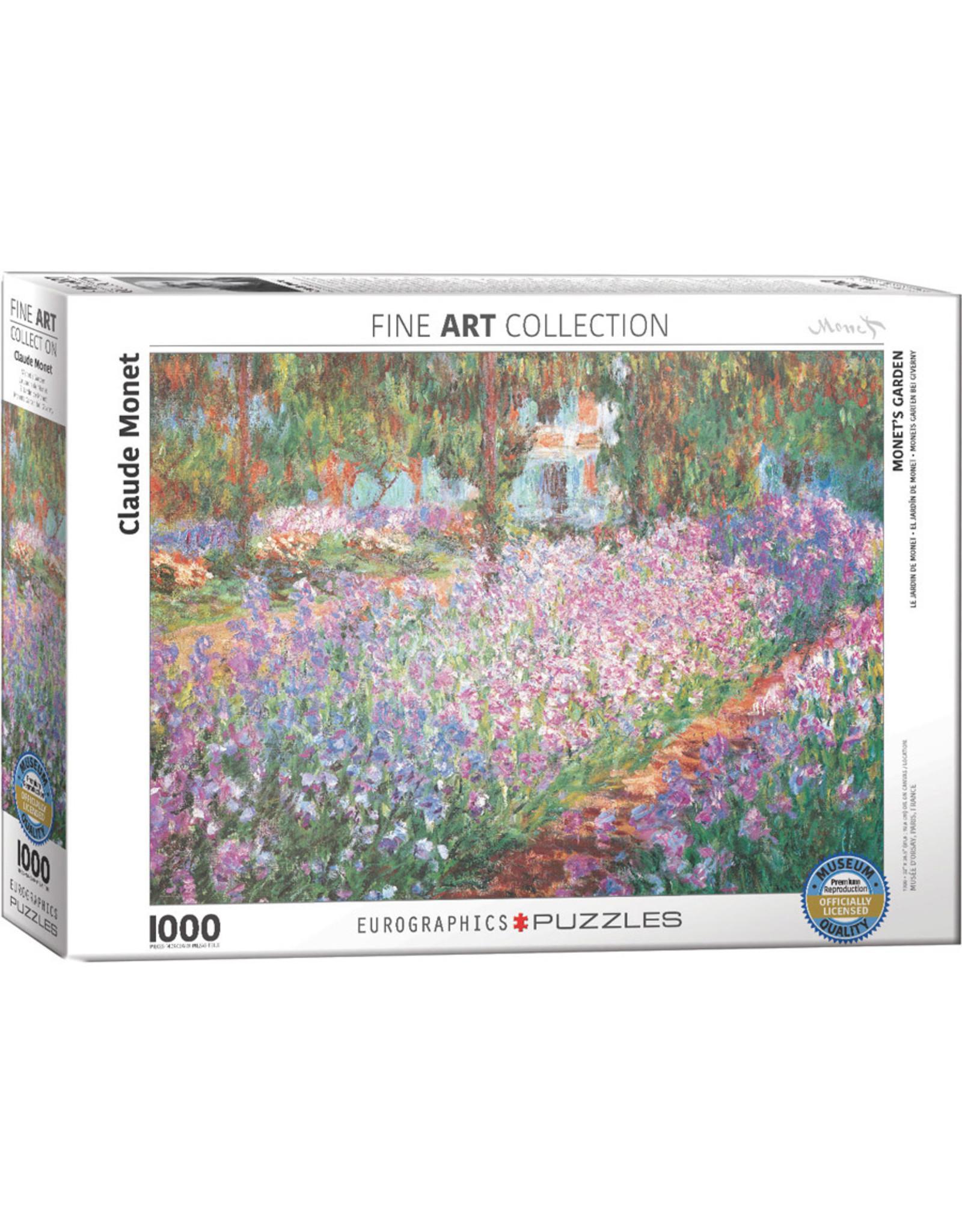 Eurographics Monet's Garden (1000)