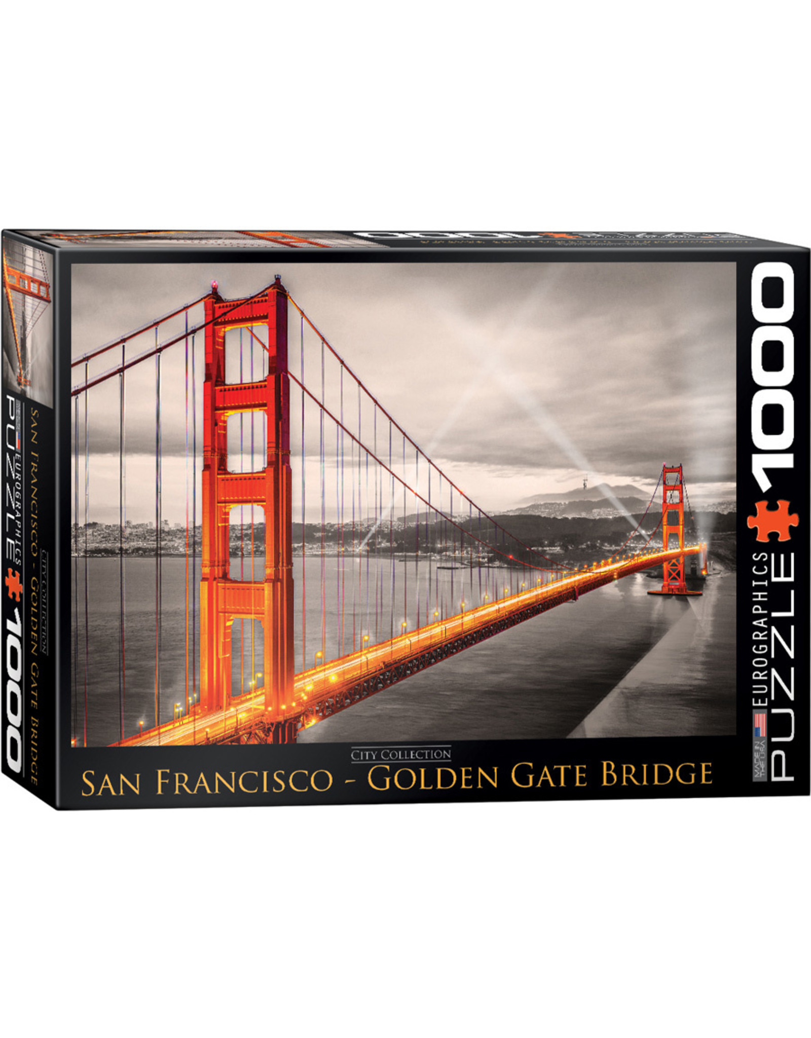 Eurographics San Francisco Golden Gate Bridge