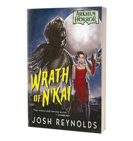 Asmodee Arkham Horror: WRATH of N'KAI (Novel)
