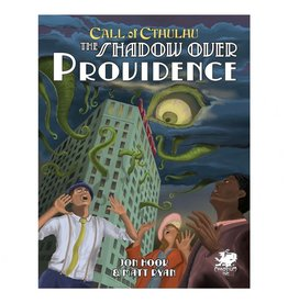 Chaosium Call of Cthulhu: The Shadow Over Providence