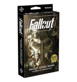 Fantasy Flight Games Fallout: The Board Game: Atomic Bonds