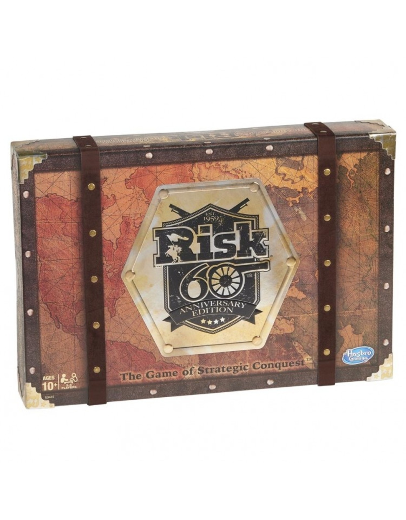 Hasbro Risk: 60th Anniversary Edition