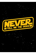 Legion Deck Protector: Double Matte Never Tell Me Odds (50)