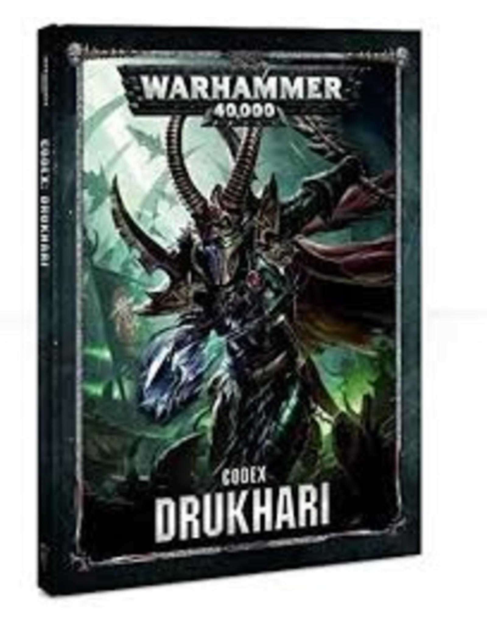 Warhammer 40K Codex: Drukhari
