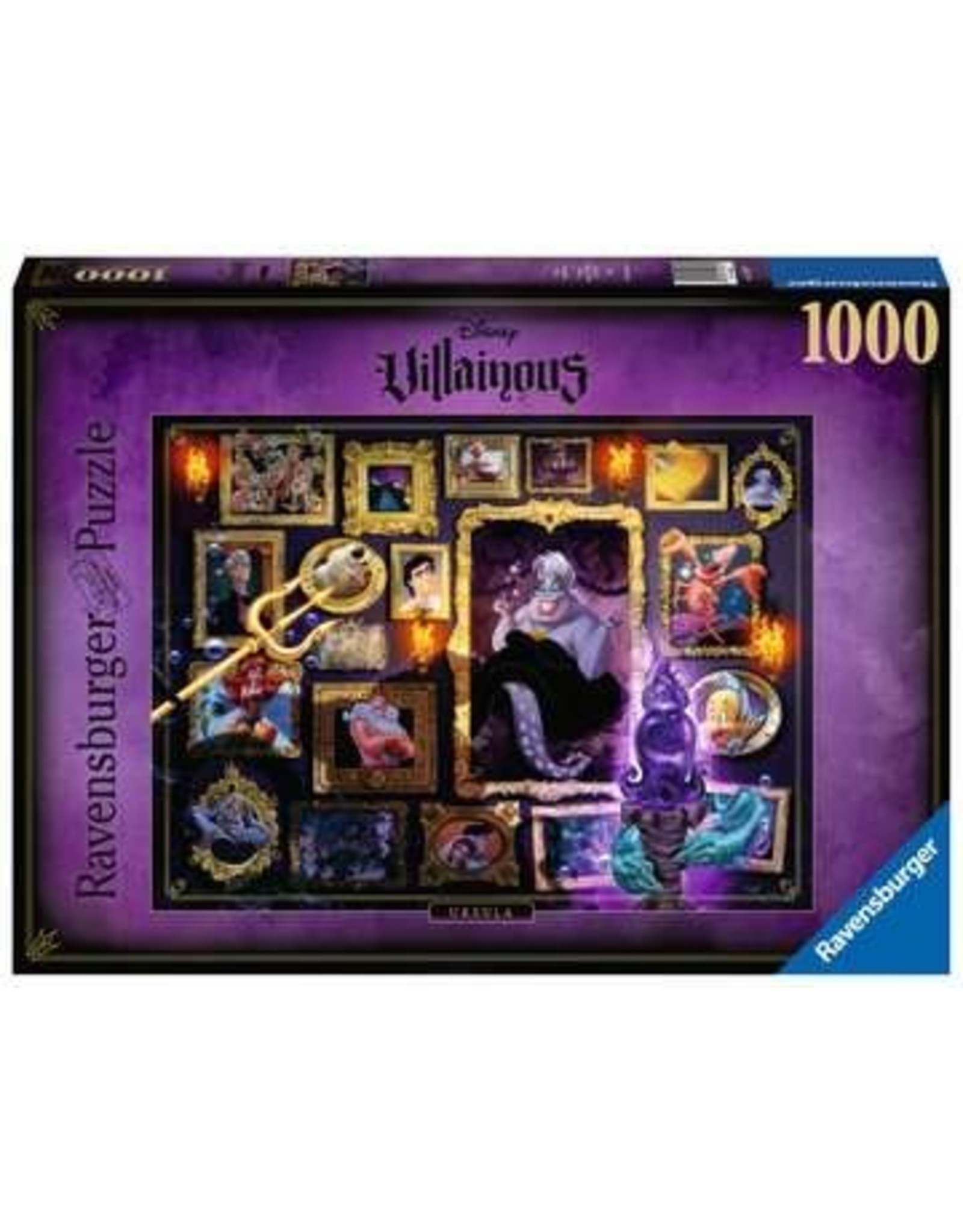 Ravensburger Villainous: Ursula