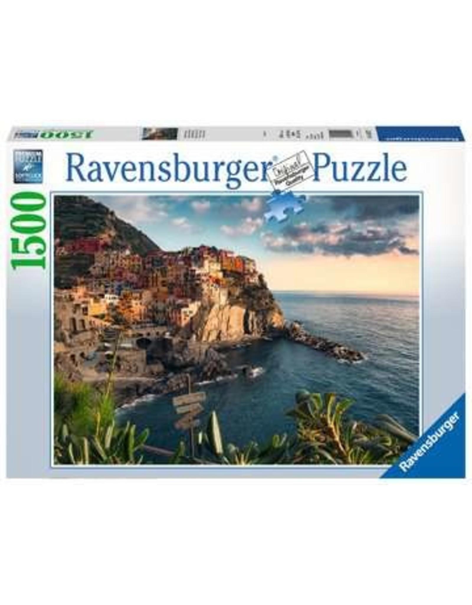 Ravensburger Cinqu Terre viewpoint 15