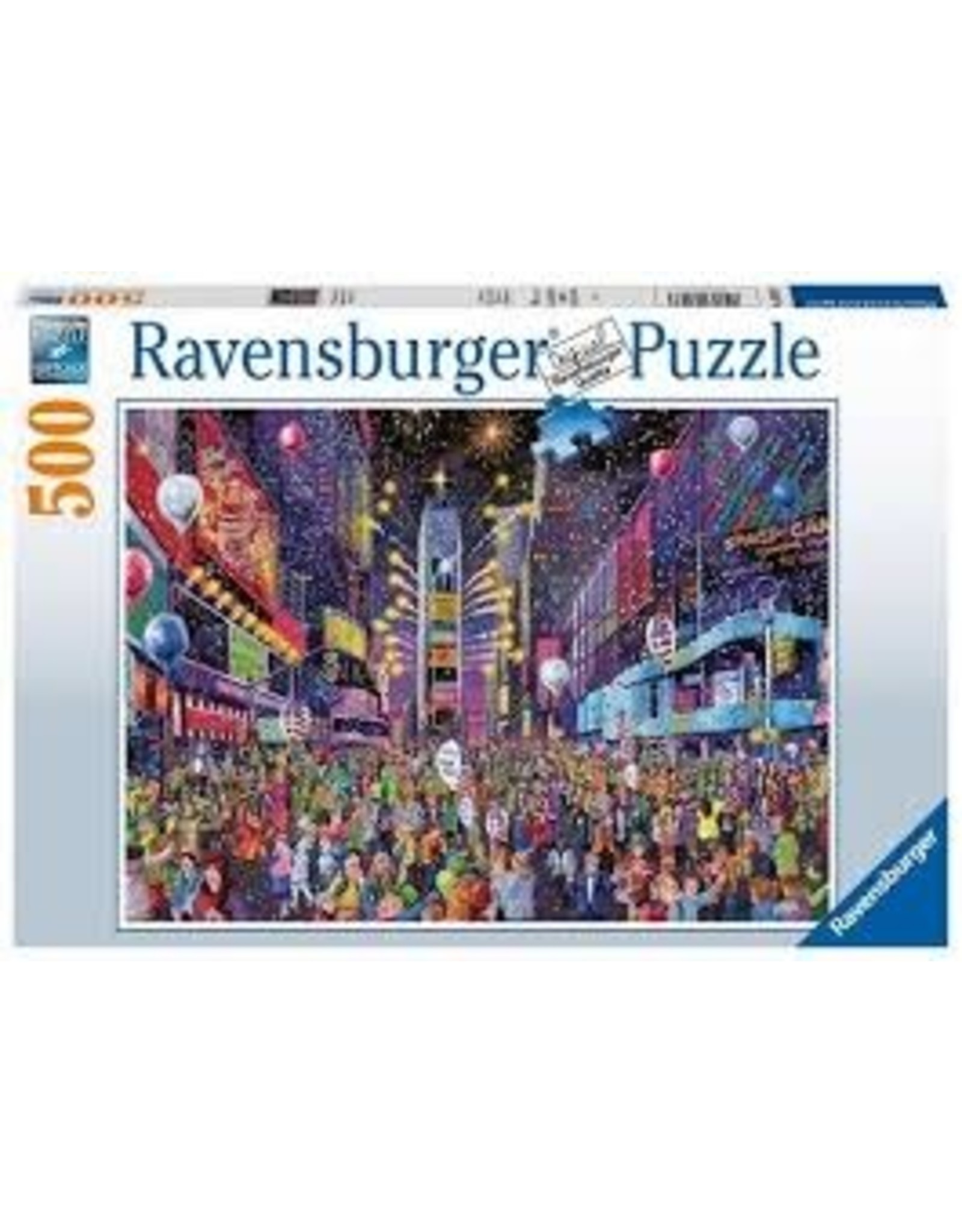 Ravensburger New Years Times Square