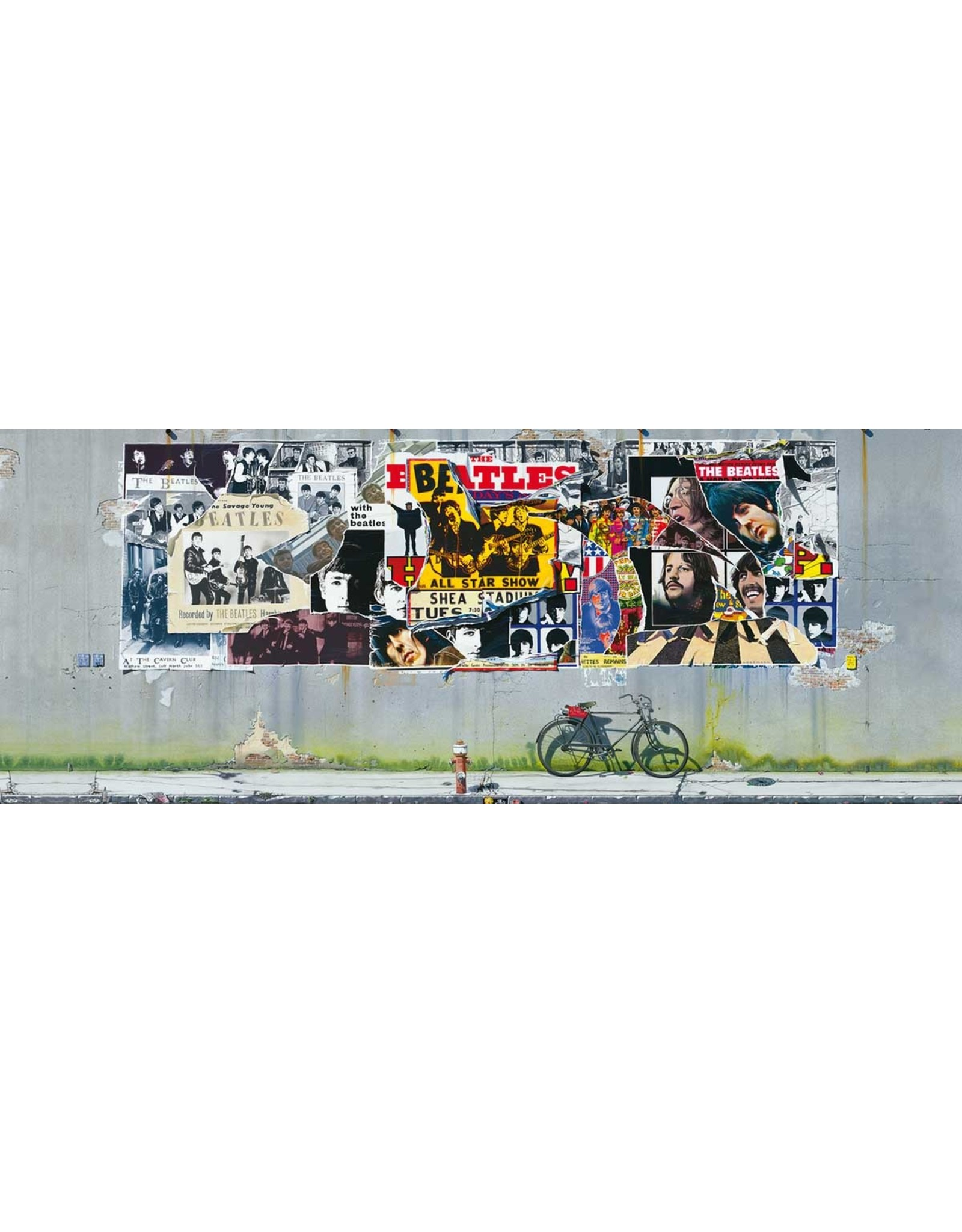 Ravensburger Anthology Wall 1000pc (Beatles)