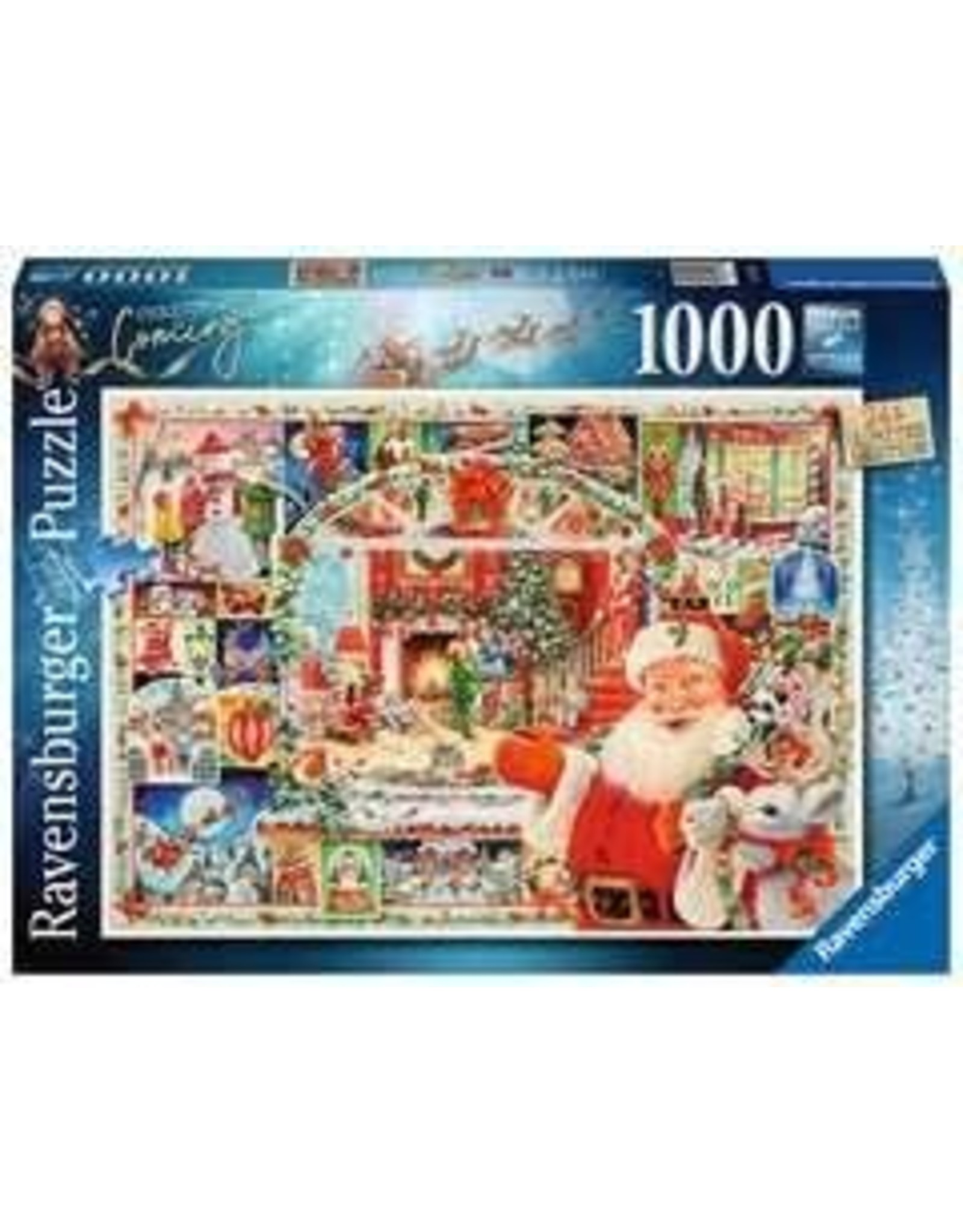 Ravensburger Christmas is Coming!
