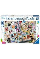 Ravensburger Disney Stamp Album 200