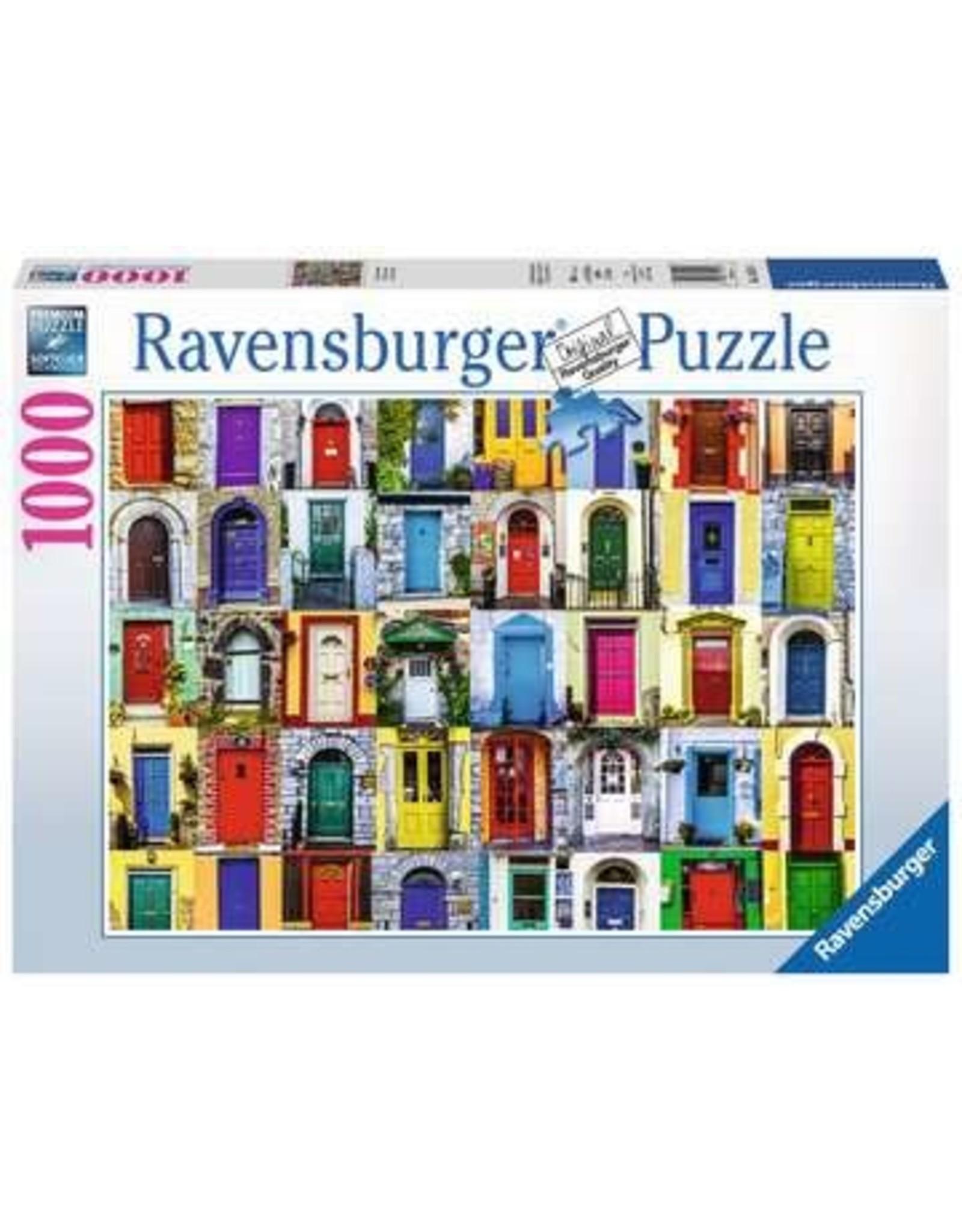 Ravensburger Doors of the World 1000p