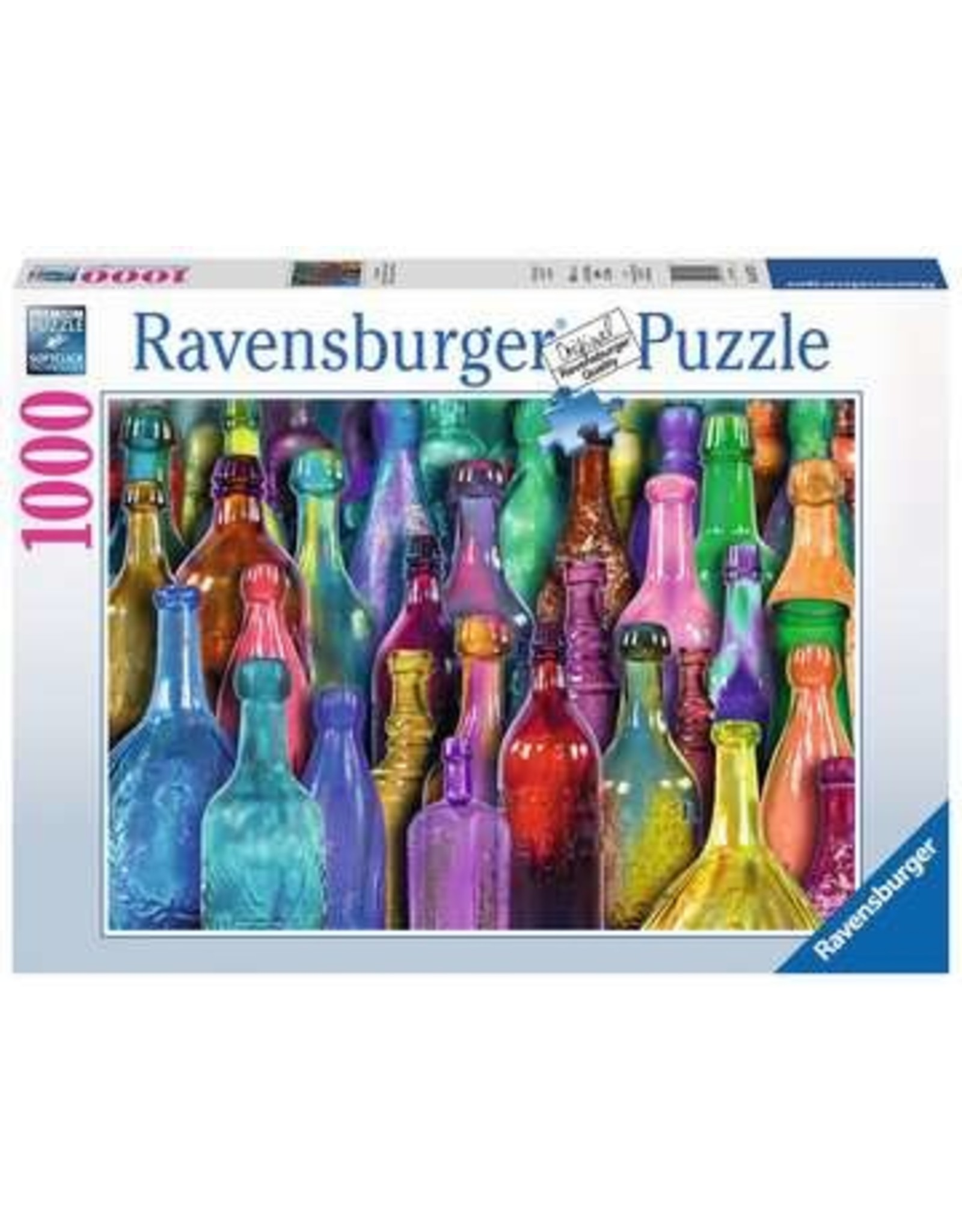 Ravensburger Colorful Bottles